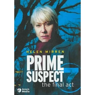 Prime Suspect 7: The Final Act - DVD