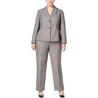 Le Suit Womens Plus Copenhagen Pant Suit Herringbone 2PC https://ak1.ostkcdn.com/images/products/is/images/direct/77c69d345eaa91c80861e04b90d4ed5a27c70edc/Le-Suit-Womens-Plus-Copenhagen-Pant-Suit-Herringbone-2PC.jpg?impolicy=medium