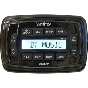 Infinity 45143b Infinity PRV250 AM/FM/BT Stereo Receiver