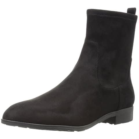 Marc Fisher Womens oshana Closed Toe Mid-Calf Fashion Boots