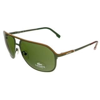 Lacoste L139S Aviator Sunglasses