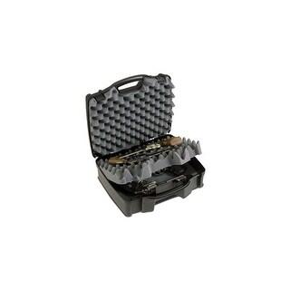 Plano 140402 plano protector pistol case holds 4 pistols-black