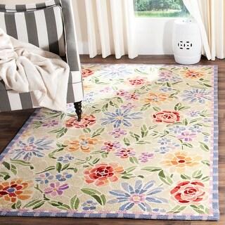 Safavieh Hand-hooked Chelsea Taja Country Oriental Wool Rug