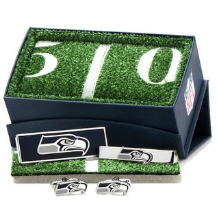 Seattle Seahawks 3-Piece Gift Set - Multicolored
