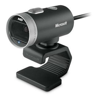 Microsoft H5D00013B Microsoft LifeCam Cinema 720p HD Webcam - Black