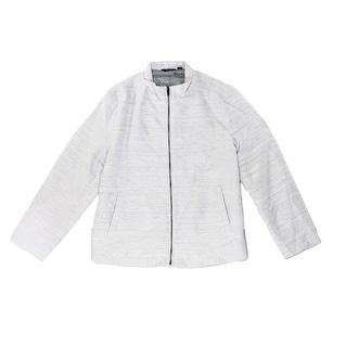 Alfani NEW Light Smoke Gray Mens Size Large L Lightweight Jacket