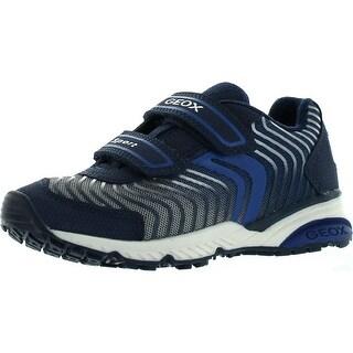 Geox Boys Bernie B Athletic Fashion Sneakers
