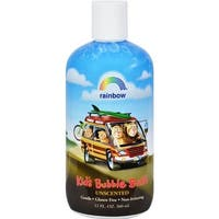 Rainbow Research - Organic Herbal Bubble Bath For Kids Unscented ( 2 - 12 FZ)