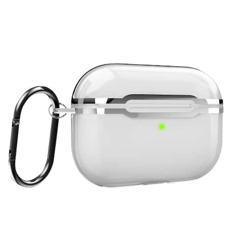For Apple AirPods Pro Gel Plastic Case