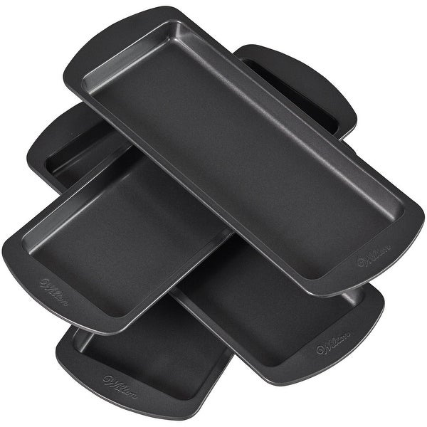 Easy Layers Loaf Pan Set 4Pc