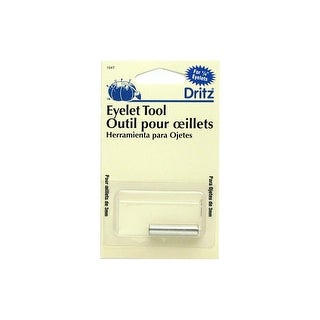 "Dritz Eyelet Hand Tool for 1/8"" Eyelets"