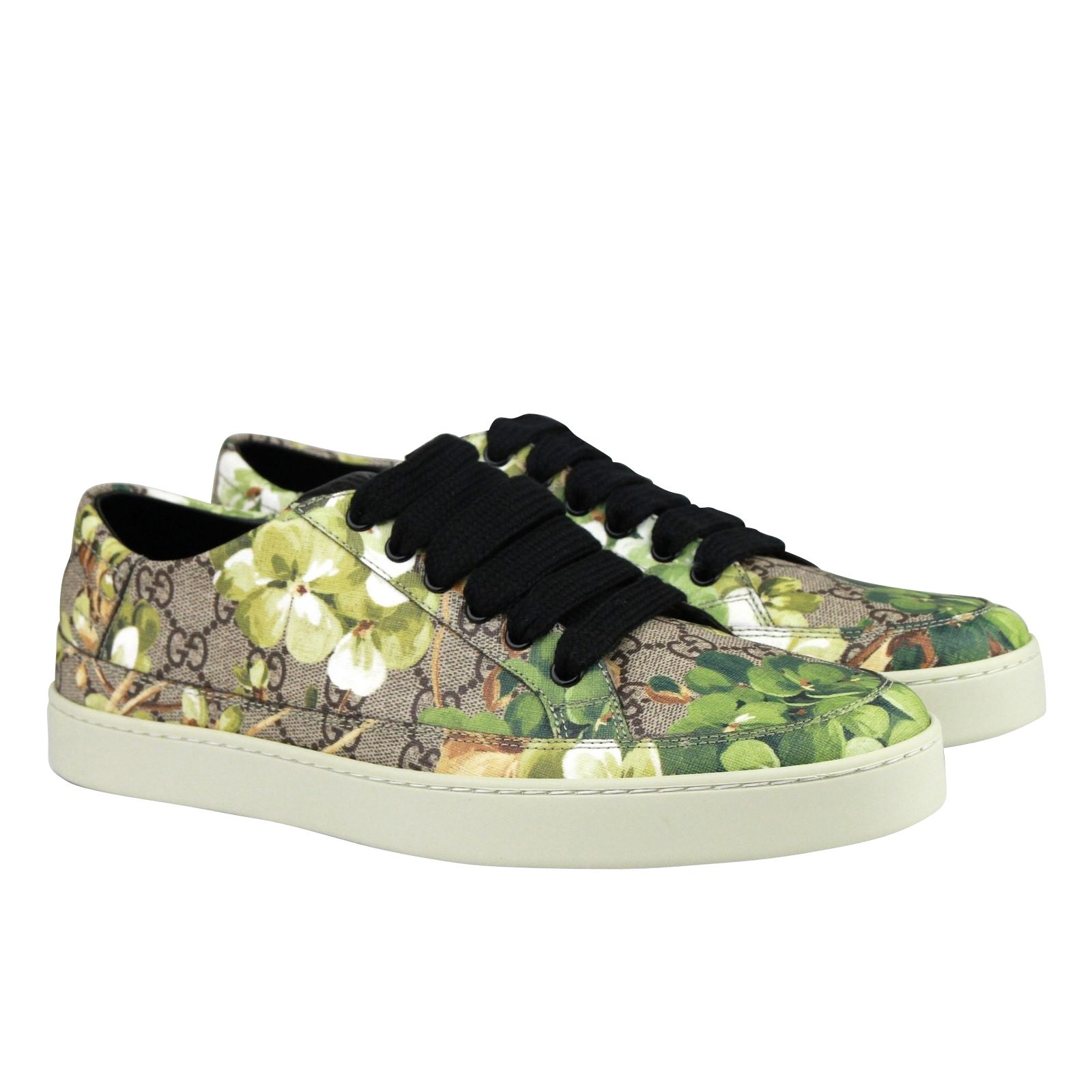 Gucci Men's Bloom Flower Print Supreme