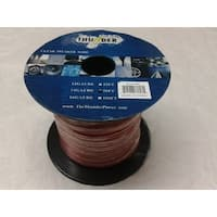 Speaker Wire Clear Speaker Wire 14 Gauge 25 Feet