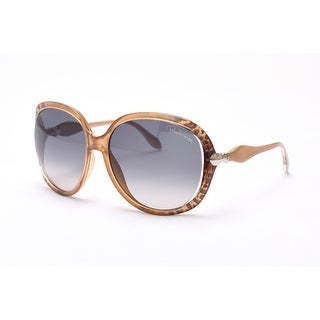Roberto Cavalli Women's Banyan Sunglasses Cheetah/Brown - Small
