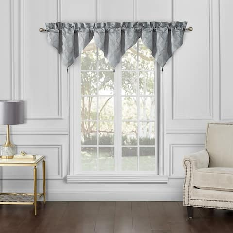 Waterford Augustus Ascot Valance Set of 3 - 16x28