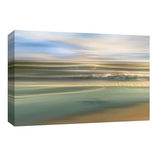 "PTM Images 9-148399  PTM Canvas Collection 8"" x 10"" - ""Topaz Light"" Giclee Beaches Art Print on Canvas"