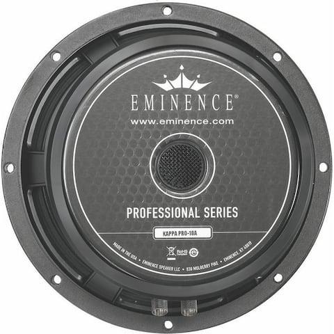 10-In Professional Series Speaker W/1000 Watt Program Capability
