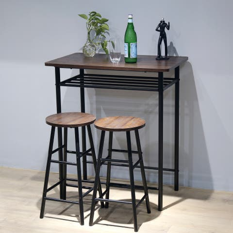 Brighton 3 Pc Bar Set