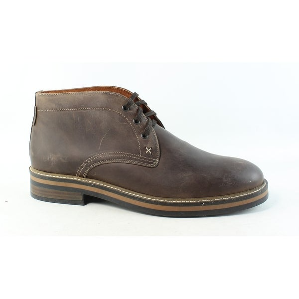 a27279e96aa Shop Wolverine Mens Francisco Dark Brown Ankle Boots Size 11.5 - On ...