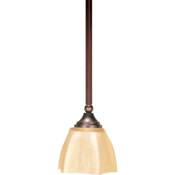 "Nuvo Lighting 60/058 Single Light 6-1/4"" Wide Mini Pendant"