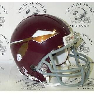 Washington Redskins 19651969 Throwback Riddell Mini Football Helmet