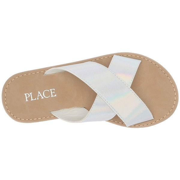 The Childrens Place Kids Flat Sandal