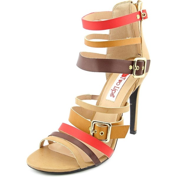 Two Lips Viola Women Open Toe Synthetic Sandals