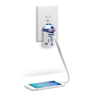 Star Wars R2-D2 USB Wall Charger - multi