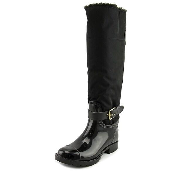 Marc Fisher Calisa Women Black Snow Boots