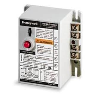 Honeywell R8184G4009 Protector Relay Oil Burner Control