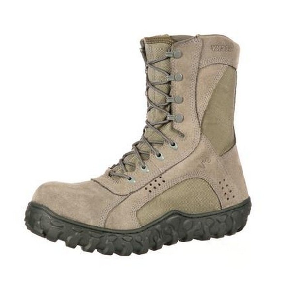 Rocky Tactical Boot Mens S2V Composite Toe Military Sage Green