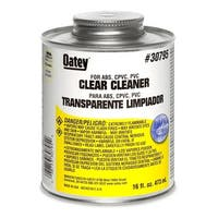 Oatey 30795 All-Purpose Cleaner, 16 Oz, Clear
