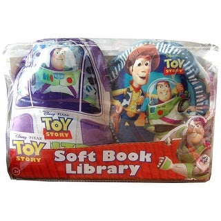 Disney Soft Book Library 2 Pack Toy Story - multi