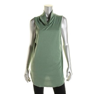Free People Womens Cotton Sleeveless Pullover Top - L