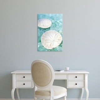 Easy Art Prints Alan Blaustein's 'Crystal Harbor #9' Premium Canvas Art