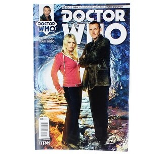 Doctor Who: The Ninth Doctor #02 Comic Book (Photo Subscription Variant Cover) - multi