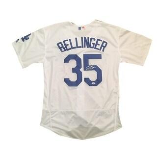 Cody Bellinger Autographed Dodgers Signed Baseball Jersey PSA DNA COA