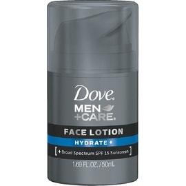 Dove Men+Care Face Lotion, Hydrate 1.69 oz