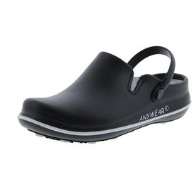 Anywear Womens Alexis Slip Resistant Lightweight Clogs - 5