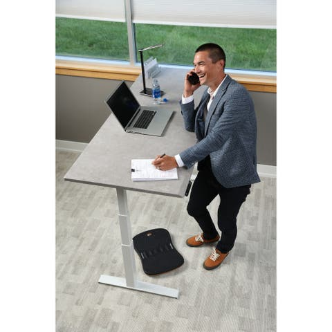SmartMoves Sit/ Stand Adjustable Desk