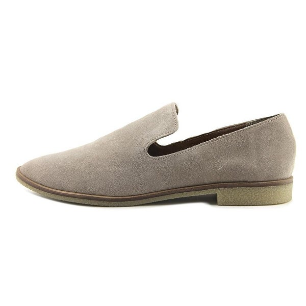 Dolce Vita Womens CARLA Fabric Almond Toe Loafers - 6