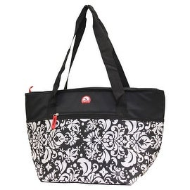 Igloo Insulated Shopper Cooler Tote Bag - Black