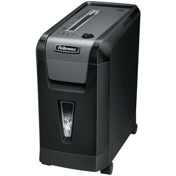 Fellowes 3343301 Powershred(R) 69Cb 10-Sheet Cross-Cut Shredder
