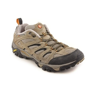 Merrell Moab Ventilator Short Round Toe Suede Hiking Shoe