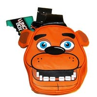 Five Nights At Freddy's Insulated Fazbear Lunchbox - Brown