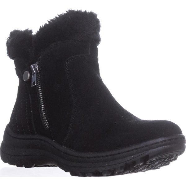 BareTraps Addye Flat Comfort Snow Boots, Black