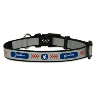 New York Yankees Reflective Small Baseball Collar