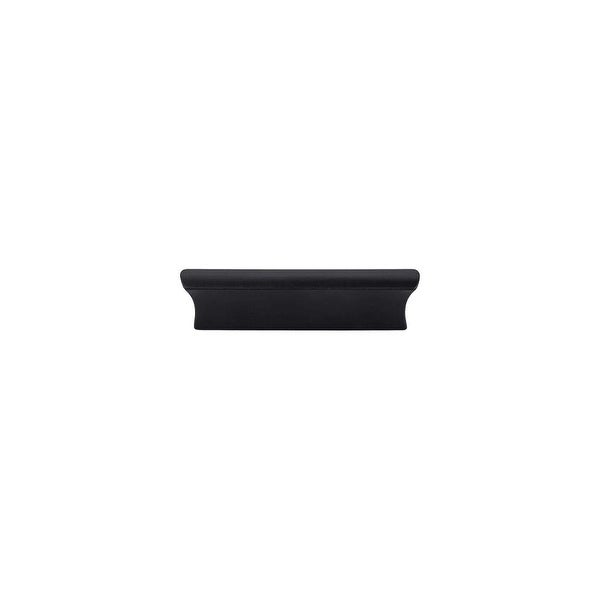 """Top Knobs TK553 Glacier 3"""" Center to Center Rectangular Cabinet Pull from the Mercer Series"""