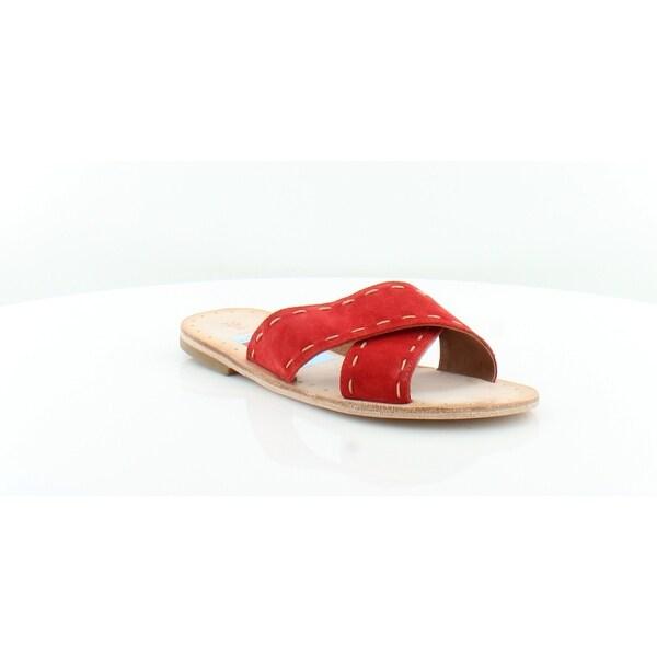 Frye Avery Women's Sandals & Flip Flops Red