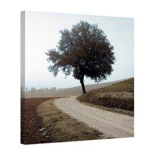 Easy Art Prints Alan Blaustein's 'Tuscany #12' Premium Canvas Art